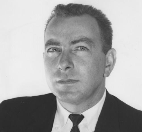 Mr. Leslie G. Carter, Operation Manager, New York Airways.  Figure 13, from Vertiflite (AHS Newsletter) Dec 1959.