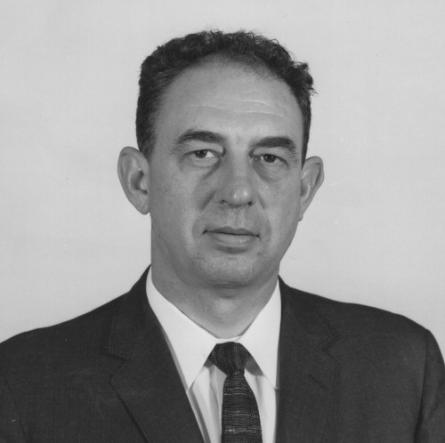 C.W. Scheperle, Bell Helicopter Company.