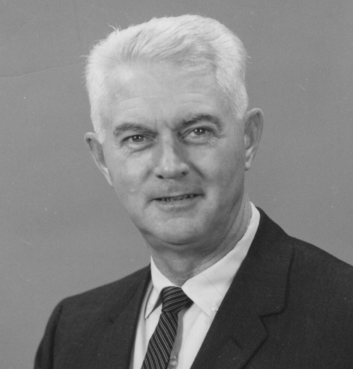 Roy H. Coleman, Vice President, Manufacturing, Bell Helicopter Company, 1969.  Figure A, from Vertiflite (AHS Newsletter) Jun 1968.