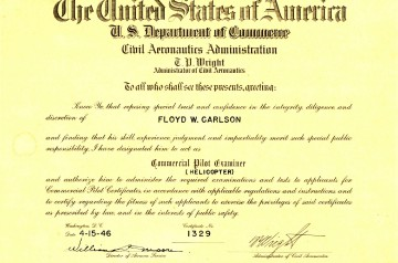 1946-04-15-Floyd-Commercial-Helicopter-License