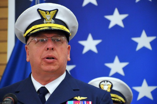 "VADM John Currier, USCG (Ret.), Coast Guard Aviator, Vice Commandant He is recognized as the ""godfather of the Coast Guard's modern H-60 helicopter program"" and received commendations for flying and rescue work over his 38-year career in the Coast Guard. In Memoriams: Vertiflite May/June 2020"