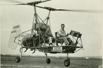Kaman-K-125-Experiemental