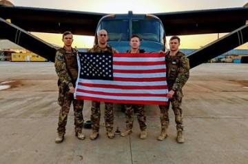 Crew-w-Flag