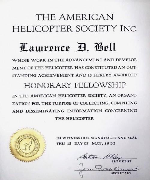 Larry-Bells-AHS-Honorary-Fellowship-certificate-May-15-1952.jpg